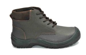 Safety Shoes/ Middle Cut with Steel Toe and Steel Plate PU Outsole Boot (ZS786) South American Market