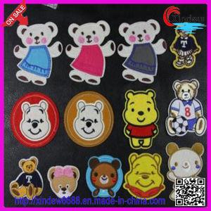Animal Embroidery Garments Patches pictures & photos