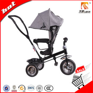 Gray Color 3 in 1 Big Baby Tricycle pictures & photos