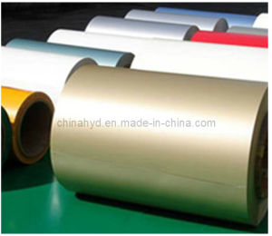 Color Coated Aluminium Coil From Hyd