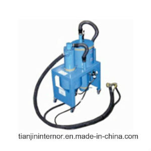 Mobile or Portable Closed-Cycle Sand Blasting Machine
