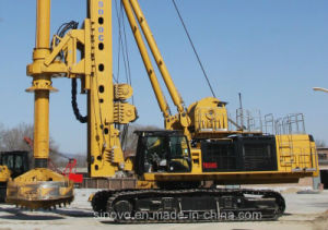 Original CAT Base TR500C Biggest Piling Construction Rotary Drilling Machine pictures & photos