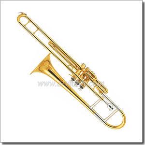 china cupronickel tuning slide eb key piston trombone. Black Bedroom Furniture Sets. Home Design Ideas