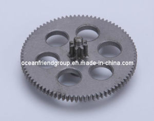 powder metallurgy part : PM gear drive pictures & photos