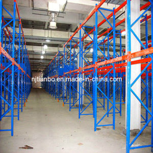 Adjustbale and Selective Heavy Duty Pallet Rack