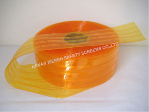 Insect Amber PVC Strip Curtains pictures & photos