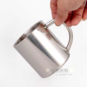 Double Walls Stainless Steel Coffee Mug Insulating Mug pictures & photos
