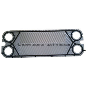 Heat Exchanger Flatplate Component Plates and Gaskets