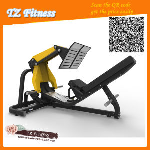 45 Degree Leg Press-Tz-6066/Gym Equipment / Hammer Strength Fitness Equipment pictures & photos