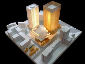 Architectural Model Making of Planning Proposal (JW-373) pictures & photos