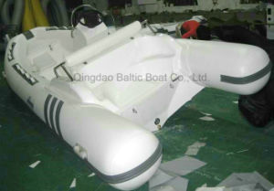 Rigid Inflatable Motor Boats with Fiberglass 470 Ce pictures & photos
