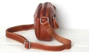 Full-Grain Leather Shoulder Handbag (LDO-01666) pictures & photos