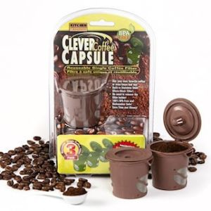 Reusable Coffee Filter, Clever Coffee Capsule pictures & photos