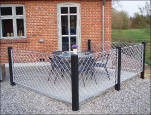 Fence, Wire Mesh Fence, Wire Mesh Grating, Craft Columns pictures & photos