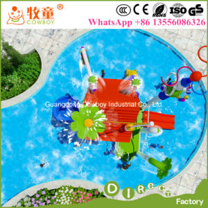 China Water Play Equipment Small Kids Water House for Children pictures & photos