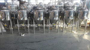 Stainless Steel Insulation Conical Fermenter and Fermentation Tank pictures & photos