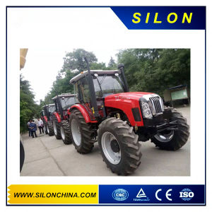 130HP 4WD Garden Tractor with All Kinds of Implement (SL1304) pictures & photos