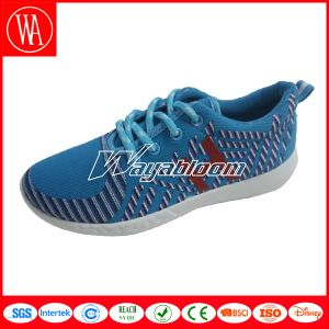 Colorful Casual Comfort Women Leisures Sports Shoes pictures & photos