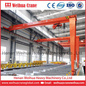 Best Quality 5 Ton 10 Ton Bmh Semi Gantry Crane Price pictures & photos