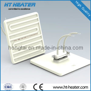 122*122mm Square Ceramic Heating Element pictures & photos