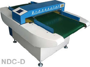 NDC-D Metal Needle Detector Machine for Garments pictures & photos