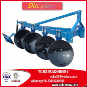 Tractor Implements 4 Discs Agricultural Disc Plough for Foton Tractor pictures & photos