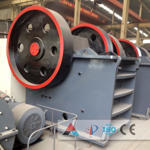 Professional Electric High Quality Small Jaw Crusher pictures & photos