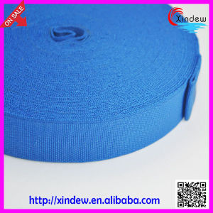Blue Girl Dresses Tape Woven PP Webbing Woven Ribbon (XDGL-007) pictures & photos