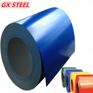 High Quality Prepainted Galvalume Steel Coil PPGL pictures & photos