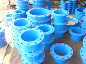 Water Pipe Fittings, Flange Pipes ISO 2531 En545 En598 pictures & photos