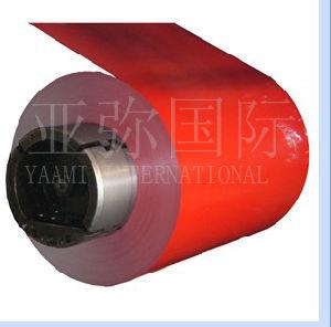 Color Coated Steel Coils (PPGI)