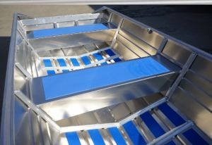 High Quality All Welded Aluminium Boat (WV13) pictures & photos