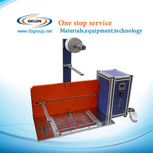 Semi-Auto Pouch Cell Electrode Stacking Machine for Lab Research pictures & photos