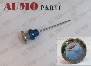 Tunning Oil Gauge for Motorcycles Engine Parts pictures & photos