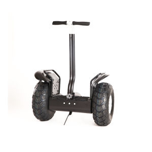 Long Range off Road Electric Scooter with Powerful Battery pictures & photos