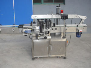 Automatic Two Sides Labeling Machine pictures & photos