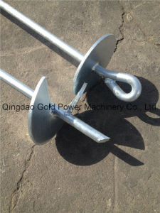 High Quality No Wrench Screw Anchor Rod pictures & photos