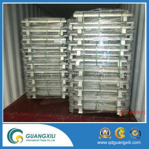 Mesh Pallet Cages Container for Warehouse Storage pictures & photos