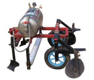 Plastic Mulching & Sprayer Machine