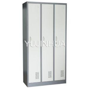 3 Door Steel Locker (JH-011N)