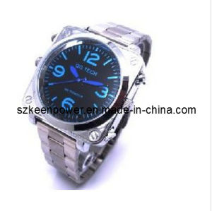 Night Vision 4GB-16GB Sound Control Video Watch Camera Recorder pictures & photos