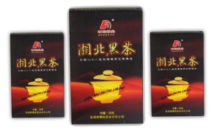 260g Paper Box Xiangbei Tea Dark Tea pictures & photos