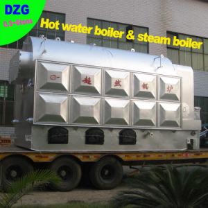 Wood Pellet Boiler 1 Ton (DZG1-1.0-M)