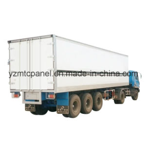 Corrision Resistant FRP CBU Dry Truck Body pictures & photos