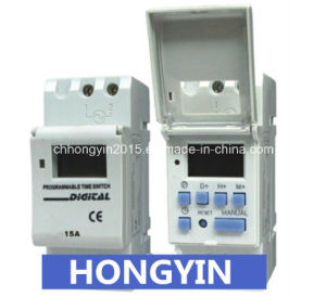 SL15A Digital DIN-Rail Programmable Time Controller pictures & photos