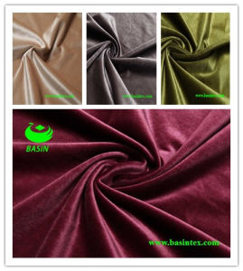 Printed Polyester Flannelette Fabric (BS2105) pictures & photos