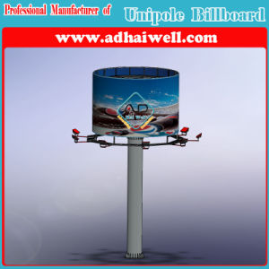 Circle Round Advertising Billboard pictures & photos