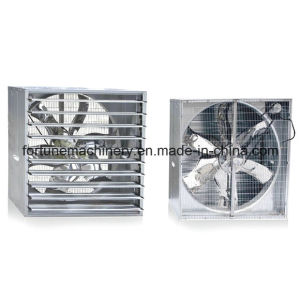 Centrifugal Shutter Type Exhaust Fan