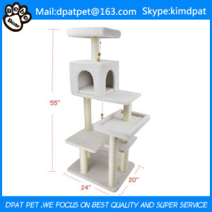 Good Quality Muti-Functional Big Cat Tree pictures & photos