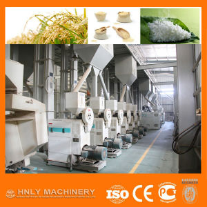 Hot Selling Food Processing Machinery Combine Rice Mill pictures & photos